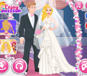 Hra - BarbieWeddingDressDesign