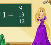 Hra - RapunzelMathExam