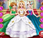 Hra - Rapunzel Wedding Princess