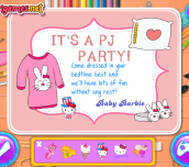 Hra - Baby Barbie Palace Pets PJ Party
