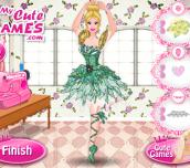 Hra - BarbieBalletTutuDesigner