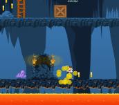 Hra - NinjaClimb