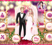 Hra - BarbieSuperheroWeddingParty