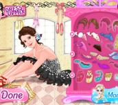 Hra - BallerinaLegsTreatment