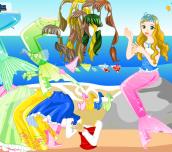 Hra - Oblíkačkamořsképanny