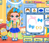 Hra - Baby Barbie Minion Craze