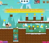 Hra - ElsaFrozenKingdomAdventure