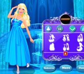Hra - BarbieAtFrozenCastle