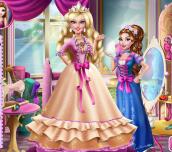 Hra - BarbiePrincessTailor