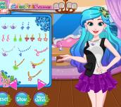 Hra - Ariel Mermaid Pastel Ombre Hair