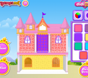 Hra - BabyBarbiePrincessDollhouse
