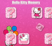 Hra - Hello Kitty Memory