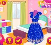 Diy Grandma's Dress Refashion
