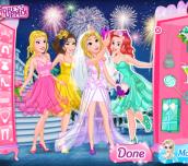 Hra - DisneyPrincessBridalShower