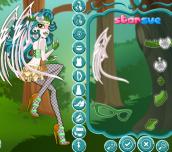 Monster High Batsy Claro Dress Up