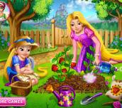 Hra - RapunzelMommyGardening