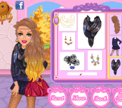 Hra - BarbieFashionistaAutumnTrends