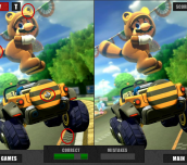 Hra - MarioCarDifferences