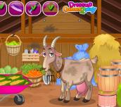Hra - GoatShedCleaning