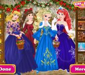 Hra - DisneyPrincessChristmasEve