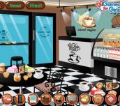 Hra - CuteCoffeeShop