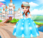 Hra - DesignPrincessSofia'sWeddingDress