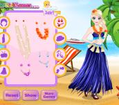 Hra - Elsa&Moana'sWinterVacation