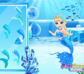 Hra - Newborn Ice Mermaid Princess
