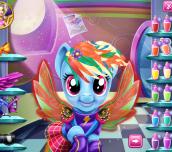 Hra - RainbowDashRealHaircuts