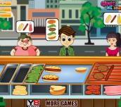 Hra - SuperBurgerShop