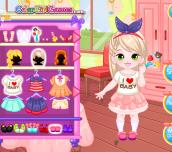 Hra - BarbieWelcomeBabyBrother