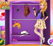 Hra - Barbie's Closet Makeover