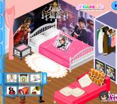 Hra - Justin Bieber Fan Room
