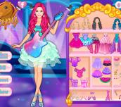 Hra - BarbieRockstarVsBallerina