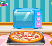 Hra - PizzaCookingWithGrandma