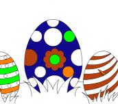 Hra - EasterEggsColoring