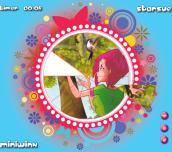 Hra - WinxTecnaStyleRoundPuzzle