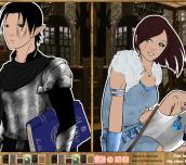 Hra - MangaCreatorFantasyWorldPage1