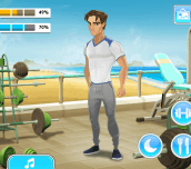 Hra - FitnessWorkoutXL