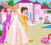 Hra - Barbie'sWeddingSelfiewithPrincesses