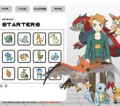 Hra - PokémonTrainerCreator