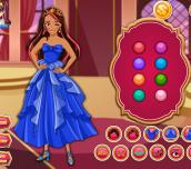 Hra - Elena of Avalor Princess Elena Dress Up