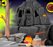 Hra - MonkeyGoHappyStage10