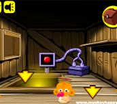 Hra - MonkeyGoHappyStage35