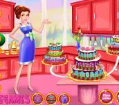 Hra - PrincessDedeSweetCakeDecor
