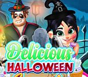 Hra - DeliciousHalloweenCupcake