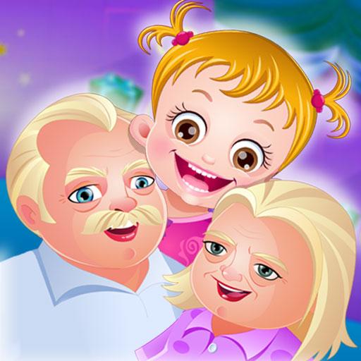 Hra - Baby Hazel Grandparents Day