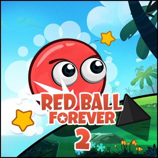 Hra - RedBallForever2