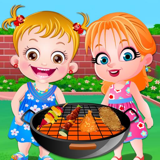 Hra - Baby Hazel Garden Party