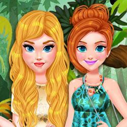 Hra - Princess Girls Trip to the Amazon
